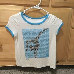 Other - Gymnast tee shirt